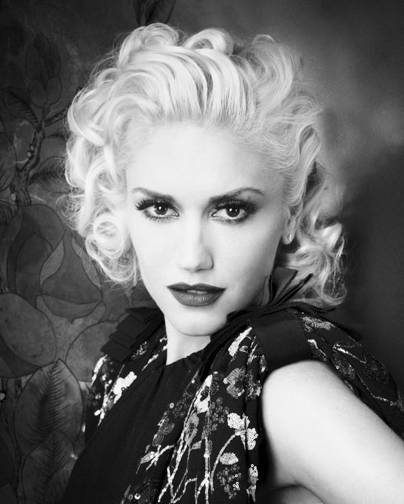 Съёмка: Gwen Stefani 4 InStyle November 2011. Изображение № 2.