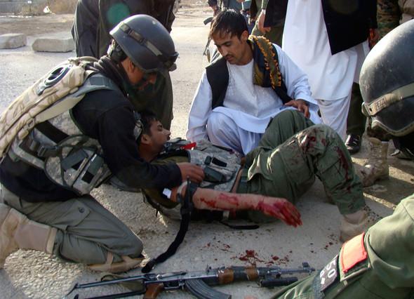 Афганистан. Военная фотография. Изображение № 60.