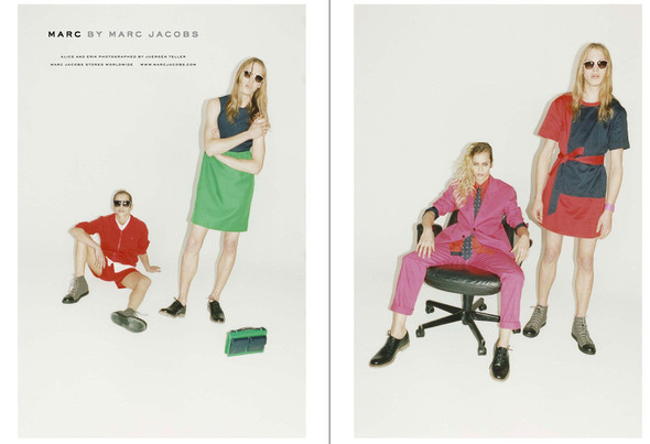 Кампания: Marc by Marc Jacobs SS 2012. Изображение № 1.