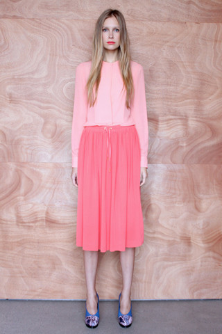 Коллекции Resort 2013: Christopher Kane, Kenzo, See by Chloé и другие. Изображение № 19.