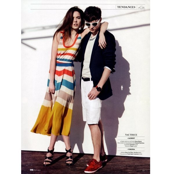Изображение 36. Мужские съемки: GQ, Vogue Hommes и другие.. Изображение № 32.