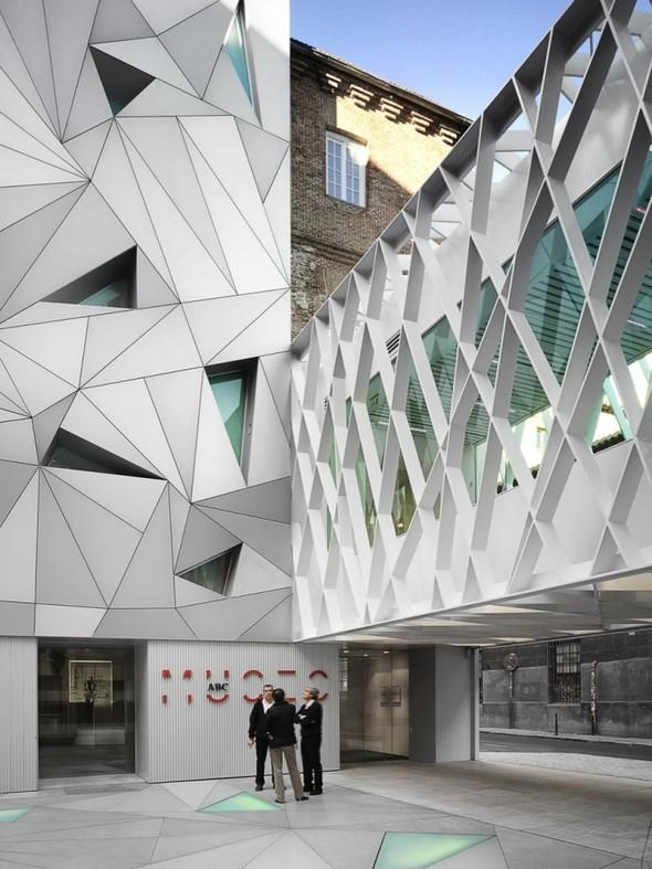 Новый Центр Живописи и Иллюстрации ABC в Мадриде. Изображение № 4.