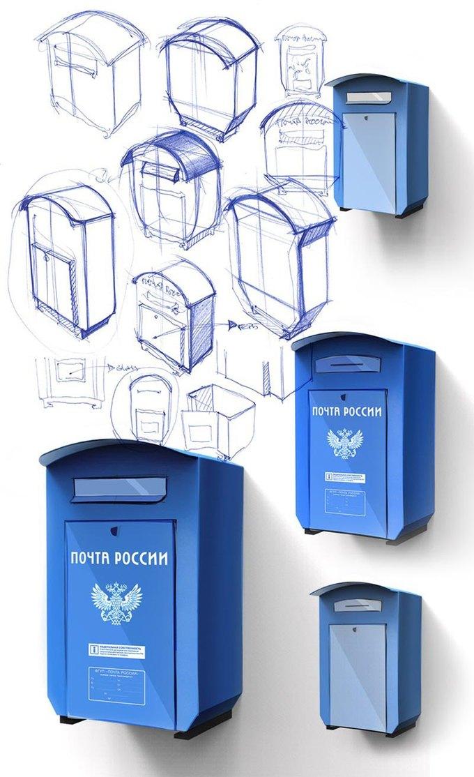 Студия Лебедева разработала дизайн почтовых ящиков. Изображение № 16.