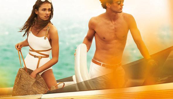 Изображение 6. Рекламные кампании: Chloe, Jean Paul Gaultier, Michael Kors и Versace.. Изображение № 8.