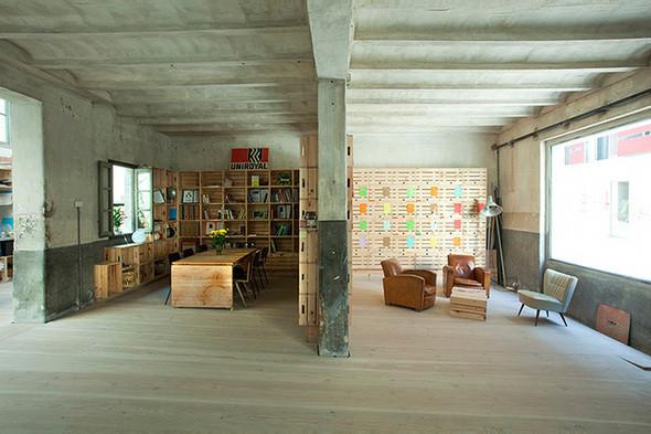 Изображение 42. Новая жизнь старых зданий.. Изображение № 41.