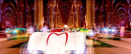 Speedy Racer. О, дивный новый мир. Изображение № 1.