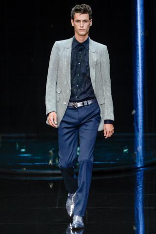 Неделя мужской моды в Милане: День 2. Изображение № 42.