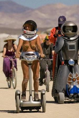 """Фестиваль """"Burning Man! """" вНеваде. Изображение № 13."""