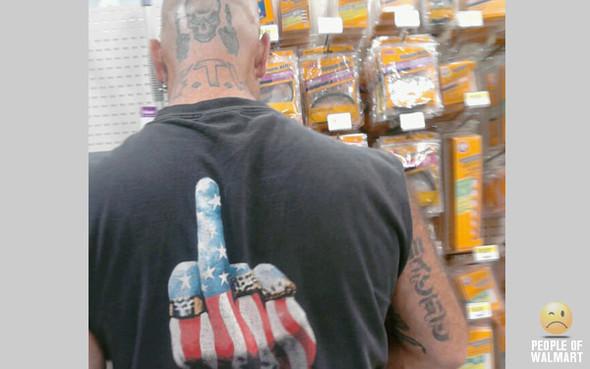 Покупатели Walmart илисмех дослез!. Изображение № 99.