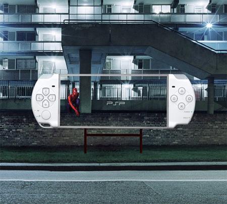 Реклама PSP, которой никогда небудет. Изображение № 4.
