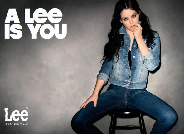 Изображение 4. Терри Ричардсон снял рекламную кампанию Lee.. Изображение № 1.