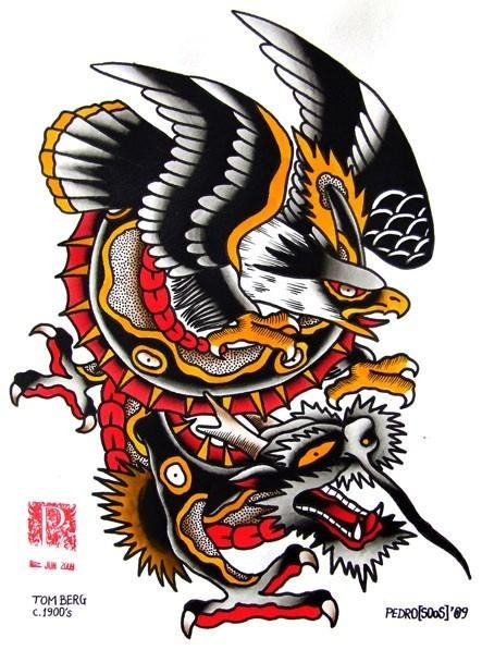 Tattoo Flash. Изображение № 19.