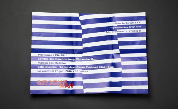 Изображение 15. Men's S/S 2011 fashion show invitations.. Изображение № 15.