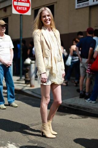 Street style изНью-Йорка. Изображение № 11.