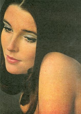 Изображение 67. Мода 60х: макияж.. Изображение № 66.