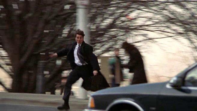 Том Круз в бегах. Изображение № 5.