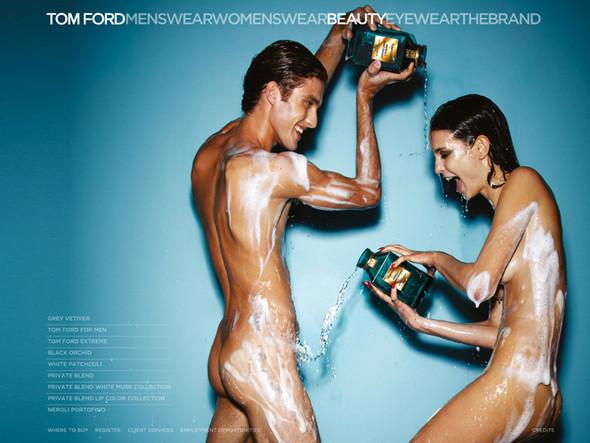 Изображение 7. Бьюти-кампании: Burberry, Chloe, Givenchy и другие.. Изображение № 10.