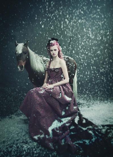 Snow White: Модные съемки к выходу «Ледникового периода». Изображение № 35.
