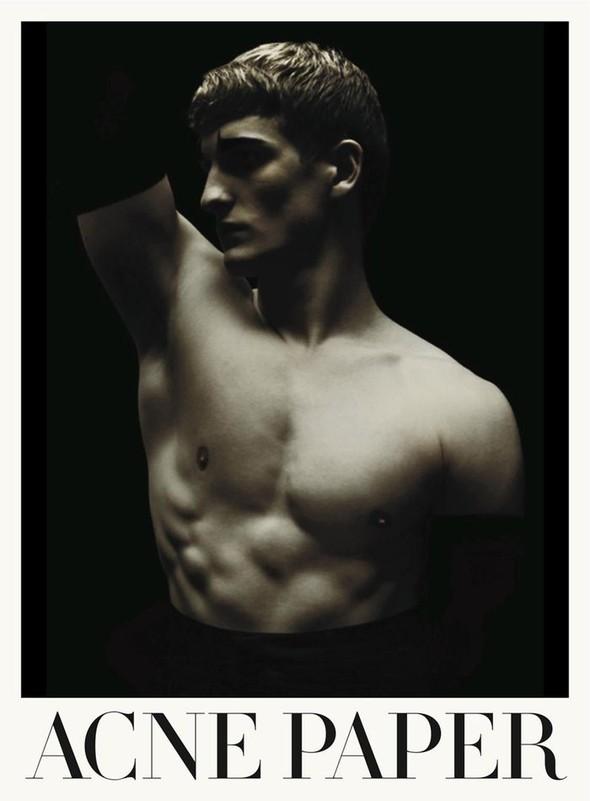 Обложки: Vogue, Acne Paper, Another Man и другие. Изображение № 4.