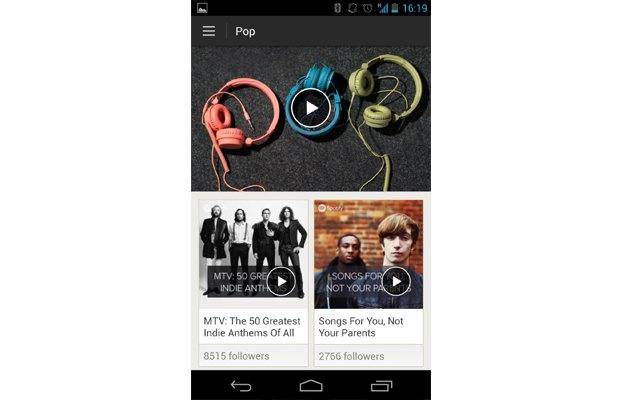 Spotify представил 20 000 тематических плейлистов. Изображение № 4.