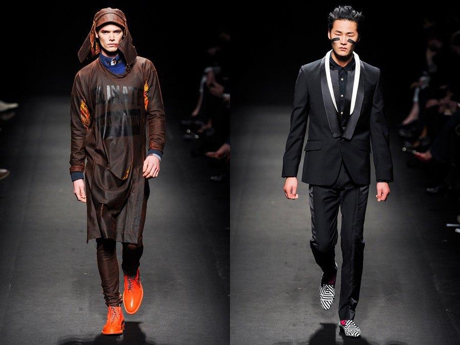 Milan Fashion Week:  День 2. Изображение № 30.