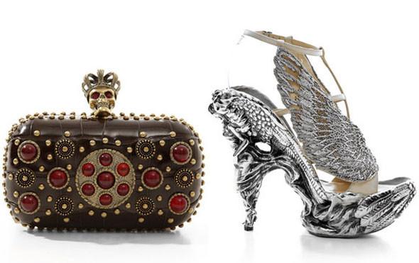 Кое-что новое:Alexander McQueen, Urban Outfitters, Zara. Изображение № 3.
