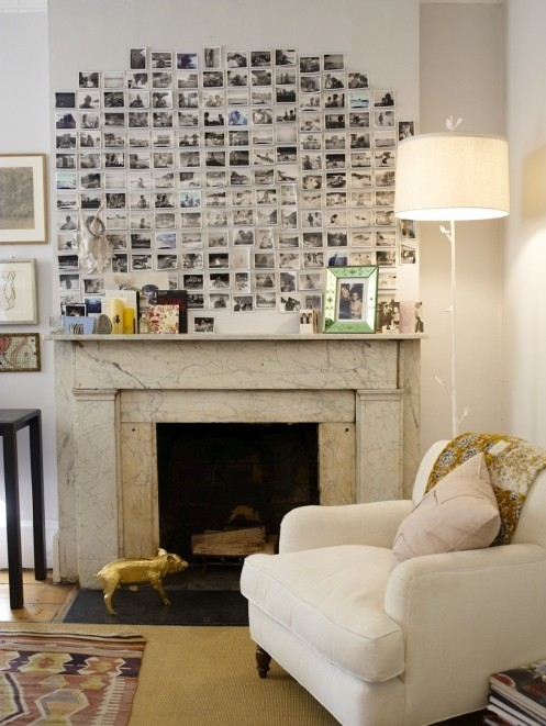 Настоящий огонь у вас дома. 12 вариантов каминов в жилых помещениях. Изображение № 1.