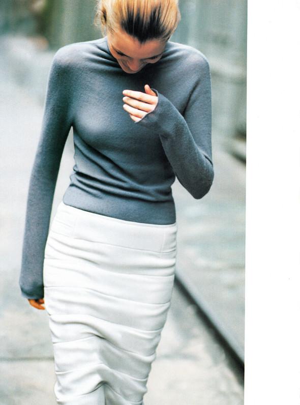 Архивная съёмка: Рекламная кампания DKNY за 1998 год. Изображение № 2.