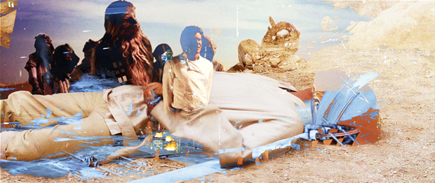 Режиссёр наложил все «Звёздные войны» друг на друга. Изображение № 6.
