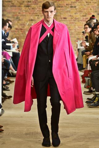 Неделя мужской моды в Лондоне: Мнения. Изображение № 2.