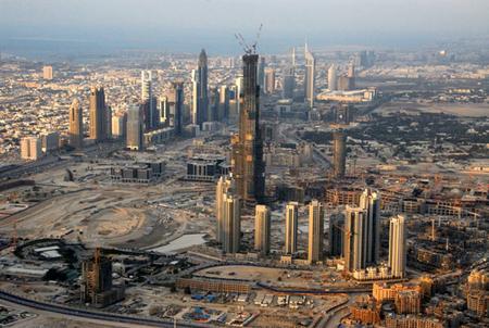 Высочайшее здание наземле. Изображение № 3.