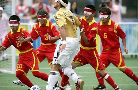 Лучшие фотографии Паралимпийских игр-2008 вПекине. Изображение № 11.