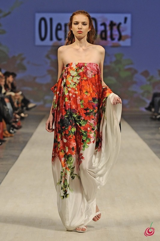 Ukrainian Fashion Week 2011: Елена Даць, Анна Бублик. Изображение № 2.