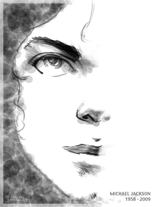 Портреты Michael Jackson. Изображение № 7.