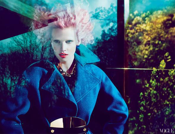 Новые съемки: Vogue, 25 Magazine, Exit. Изображение № 42.