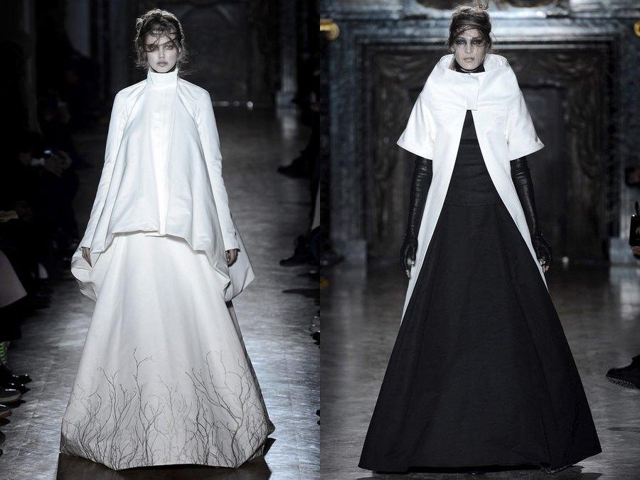 Неделя моды в Париже:  Дни 1 и 2. Изображение № 9.