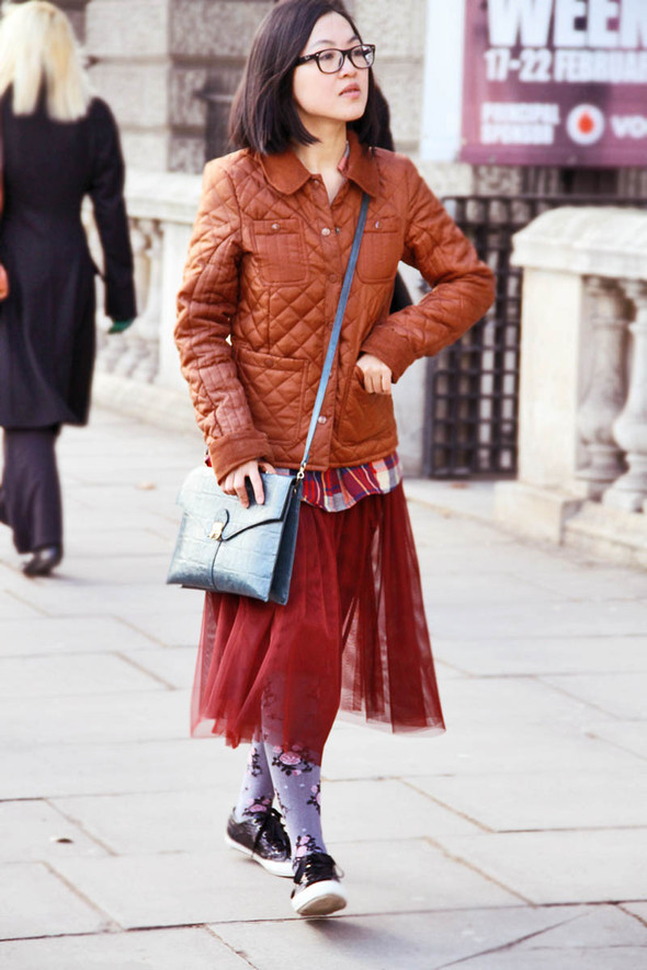 Streets of London/Women's style. Изображение № 5.