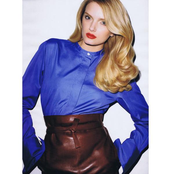 Новые съемки: i-D, Vogue, The Gentlewoman и другие. Изображение № 27.