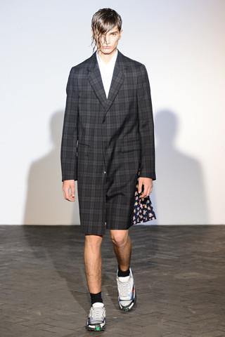 Неделя мужской моды в Париже: День 1. Изображение № 24.