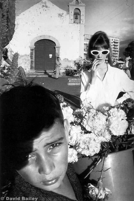 Легенда «заводных 60-х» Дэвид Бэйли. Изображение № 7.