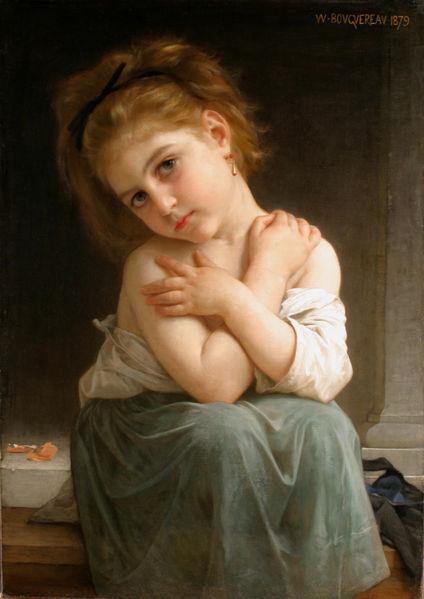 Французский живописец Адольф Вильям Бугро. Изображение № 20.