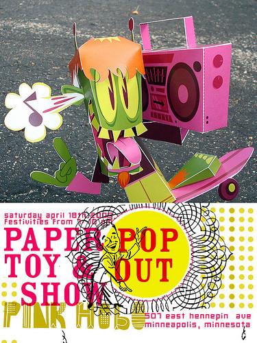 Paper Toys. Изображение № 20.