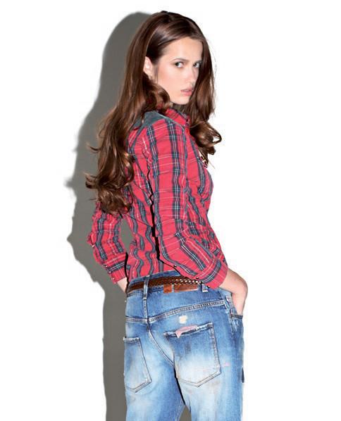 2 Men Jeans, Two Women In The World – идеальная пара найдена. Изображение № 10.
