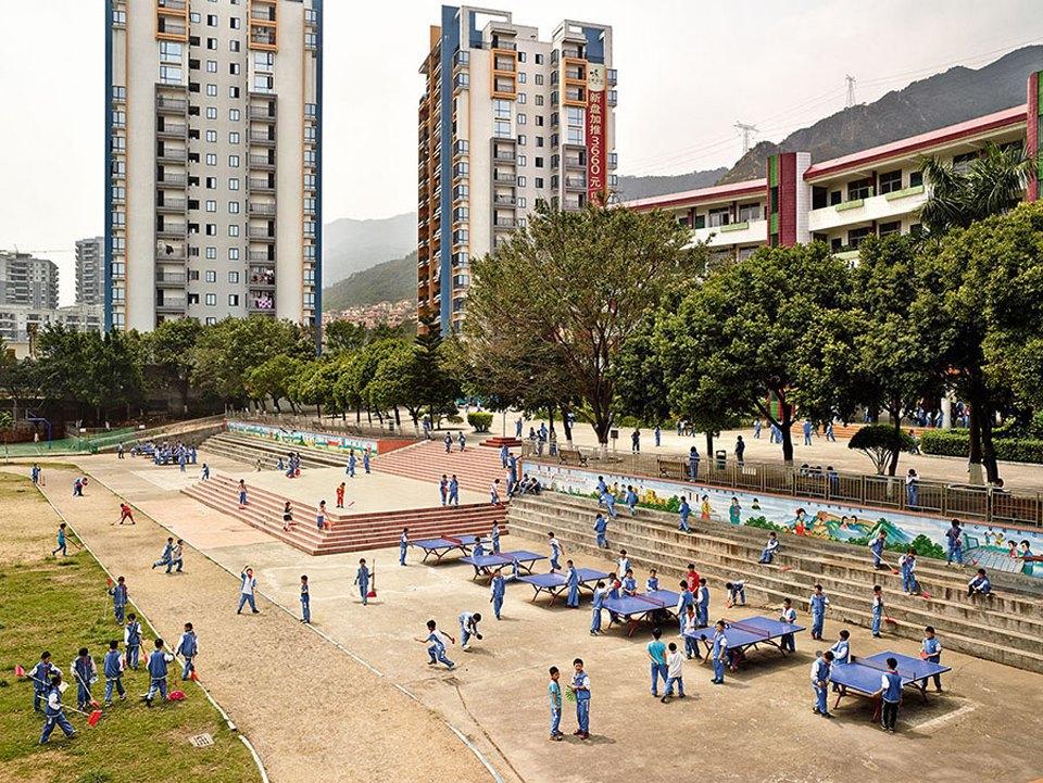 Фото: как выглядят детские площадки вразных странах мира . Изображение № 37.
