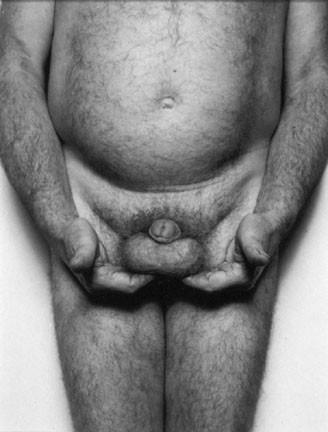 John Coplans: Части тела. Изображение № 17.