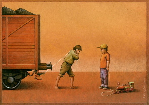 Изображение 6. Карикатурист Pawel Kuczynski.. Изображение № 6.
