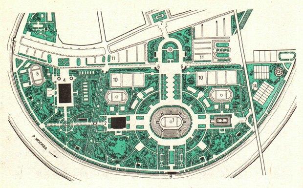 Редизайн: Новый логотип олимпийского комплекса «Лужники». Изображение № 8.