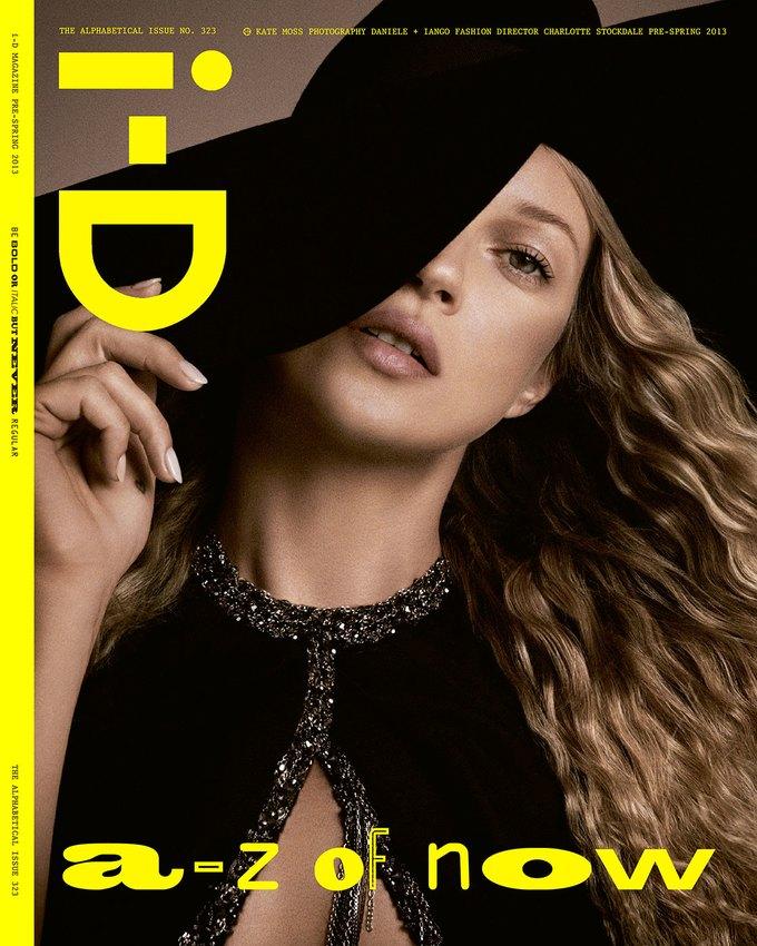 Вышли новые обложки i-D, Love и Numero. Изображение № 5.