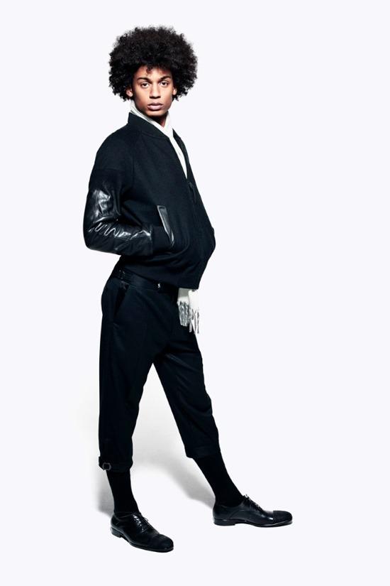 Мужские лукбуки Alexander McQueen, Comme des Garcons, Louis Vuitton и Club Monaco. Изображение № 20.