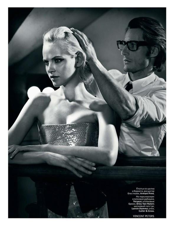 Съёмка: Гинта Лапина для российского Vogue. Изображение № 8.